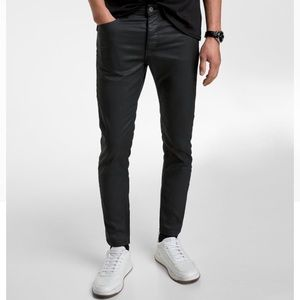 Zara Man | Black Tag Men's Skinny Jeans
